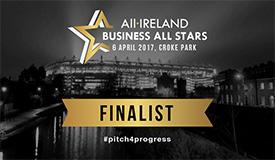 all ireland business all stars